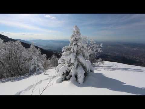 Dajti mountain. Tirane