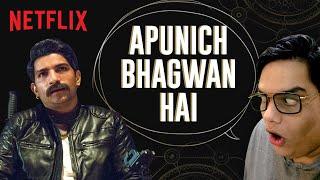 @Tanmay Bhat & Bunty react to Sacred Games   Jatin Sarna   Netflix India