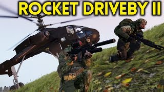 ARMA 3 Exile - Part 80 - ROCKET DRIVEBY II