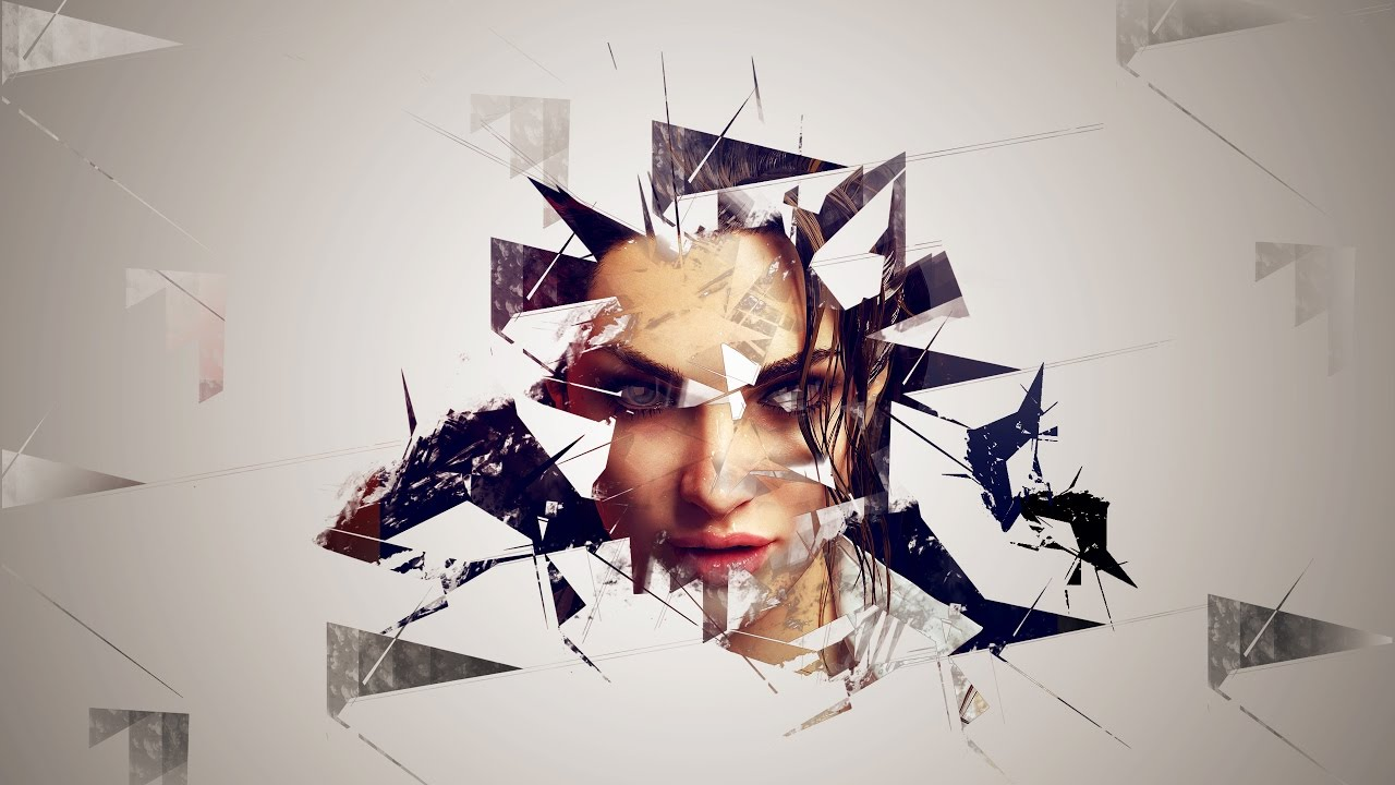 Photoshop tutorial how to make abstract portrait photoshop cc photoshop tutorial how to make abstract portrait photoshop cc 2017 baditri Images