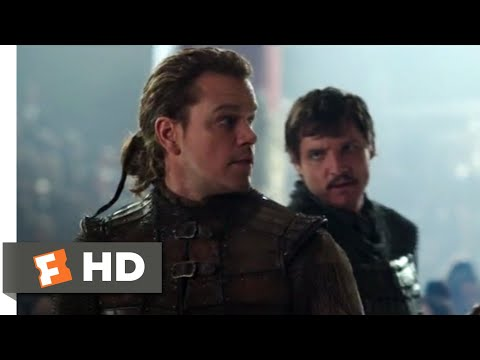 The Great Wall (2017) - Archery Test Scene (3/10)   Movieclips