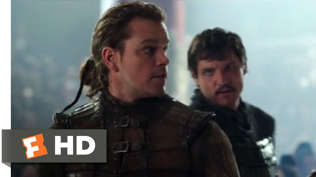 Download The Great Wall (2017) - Archery Test Scene (3/10) | Movieclips