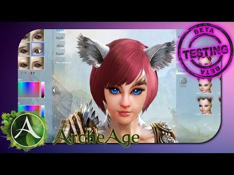 Arche Age [Beta] #01 - Katze mit Charakter ♥ Let's Test Arche Age [deutsch]