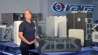 Обзор вентиляционных установок ВЕНТС с рекуперацией тепла в корпусе из вспененного полипропилена