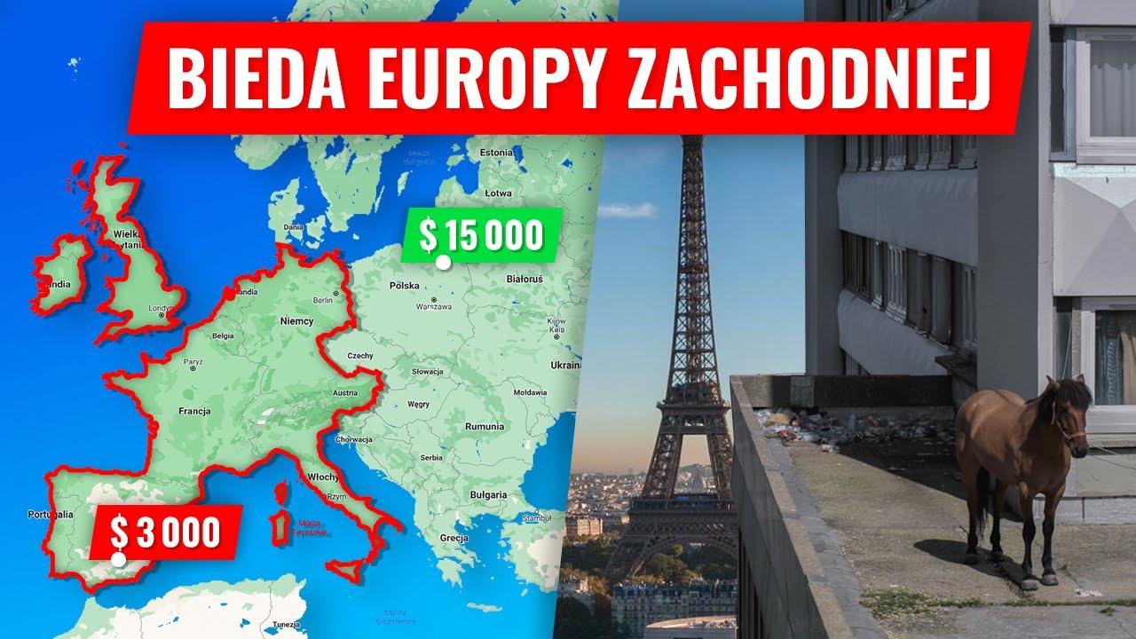 Download Nie wszędzie tak pięknie… BIEDA EUROPY ZACHODNIEJ