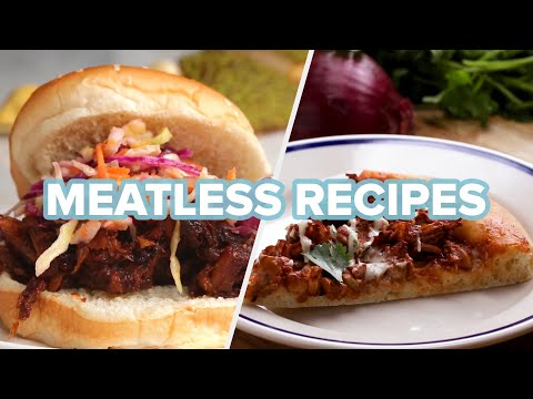 6 Easy Meatless Meals Under 400 Calories