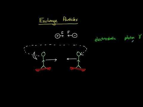 Exchange Particles