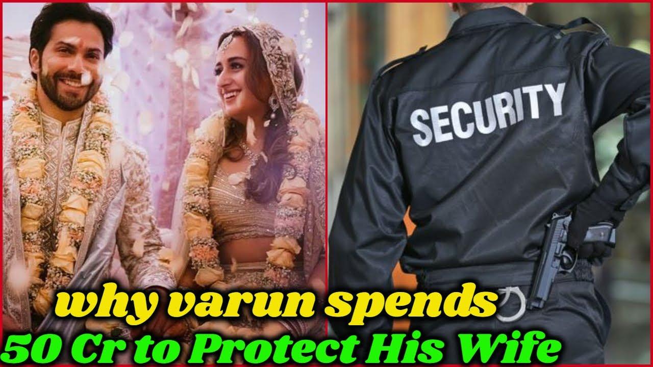 High Security in Varun Dhawan's Wedding