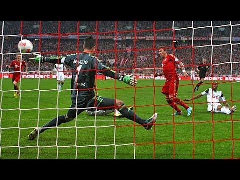 VfL Wolfsburg 1 : 6 FC Bayern München - 08.März - Bundesliga 24.Spieltag [FIFA 14 Prognose]