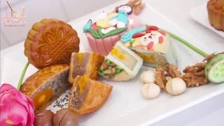 Hướng Dẫn Làm Bánh Trung Thu Bởi Tiny Pretty Cake