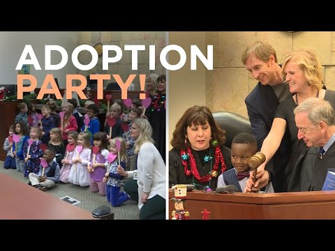 Rachel Lutzker - Kindergartner Invites Entire Class to His Adoption Hearing