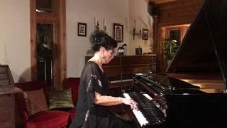 Amazing Grace Ulrika A. Rosén, piano.