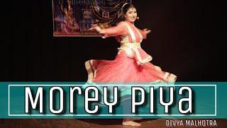Morey Piya | Devdas | Shah Rukh khan | Aishwarya Rai | Ft.DivyaMalhotra