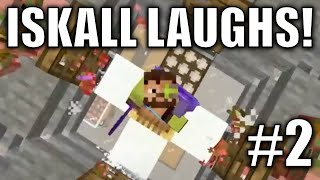 iskall85 Laugh Compilation #2 - Hermitcraft Season 7