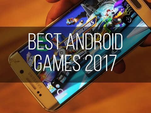 Top Best Android Games 2017
