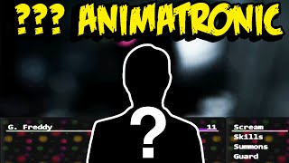 MYSTERY ANIMATRONIC?! | Golden Freddy
