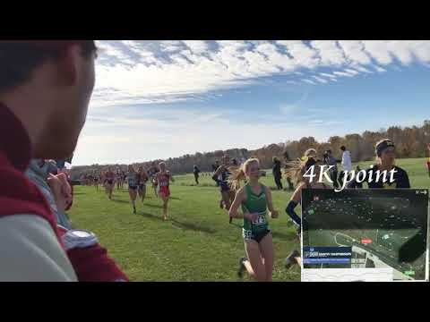 2017 NCAA Cross Country (XC) Great Lakes Regional Women 6K