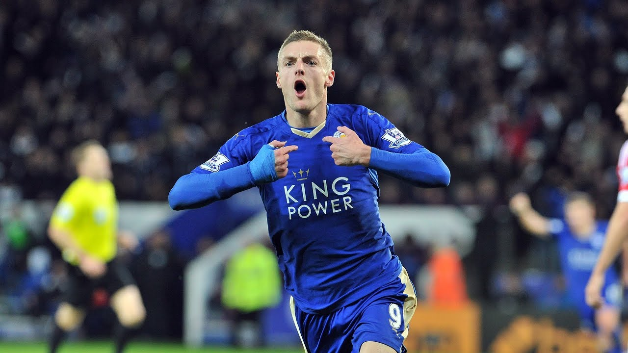 Image result for vardy goals
