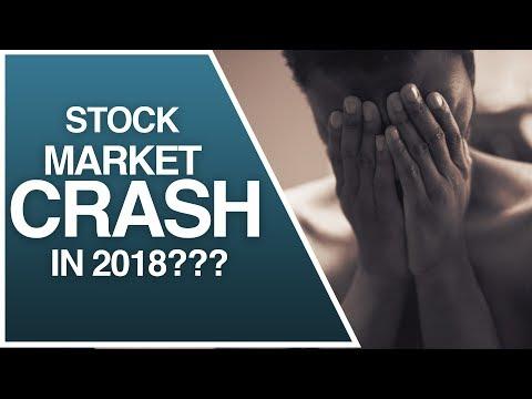 Stock Market Crash in 2018?? Hmmm...