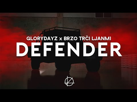 Download GLORYDAYZ x BRZO TRČI LJANMI - DEFENDER (Official Music Video)