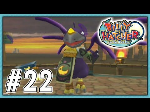 Billy Hatcher and the Giant Egg - Episode 22
