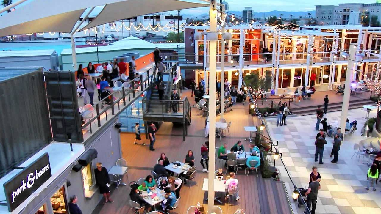 5 Downtown Container Park