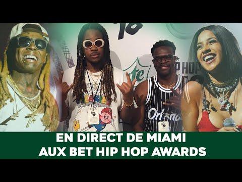 À Miami en direct des BET HIP HOP AWARDS [Vlog]