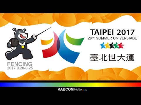 TAIPEI 2017 - 29th SUMMER UNIVERSIADE - DAY02 - INDIVIDUAL COMPETITION - FINALS