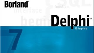 как сделать форму в delphi без заголовка