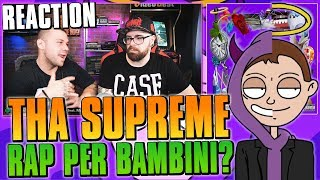 Tha Supreme - 23 6451 ( disco completo ) * REACTION * Arcade Boyz
