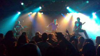 Cathedral - Enter the Worms (Live in Razz2 - Barcelona 18/11/2010)