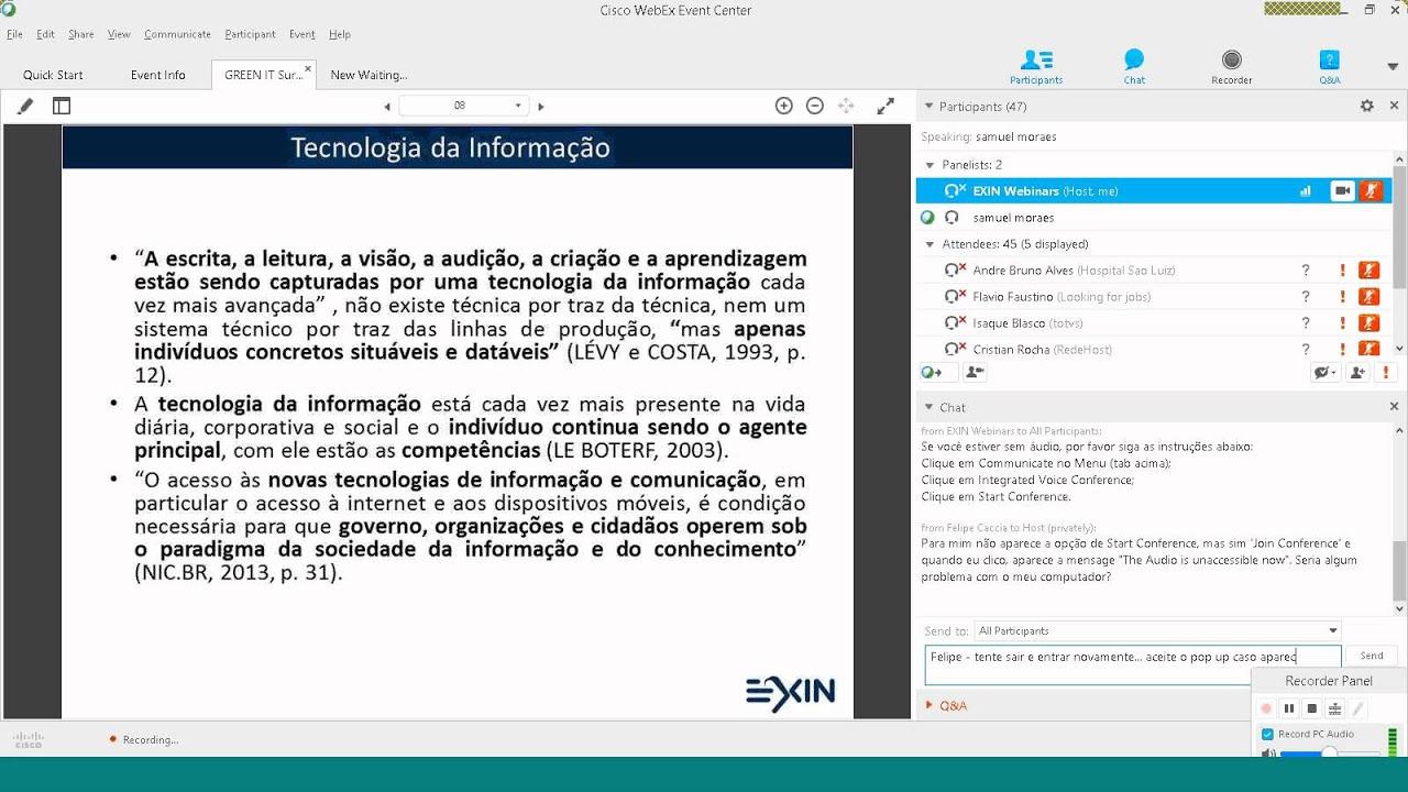 1d07d8d77 Tecnologia da Informação sustentável (Green IT) - o que é relevante para as  empresas brasileiras?
