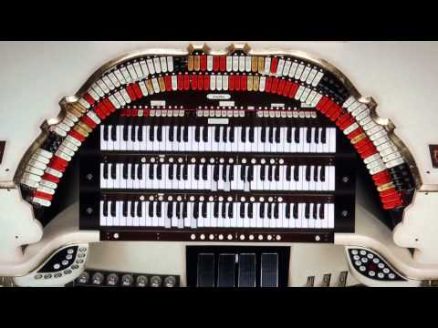 I Got it bad played on Hauptwerk Virtual Theatre Organ (Yamaha Tyros TRX)