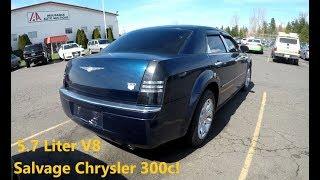 Sergey Pip VLOG 36 Salvage Titled Chrysler 300c Hemi