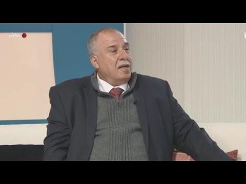 مقابلة الشاعر د . موسى حافظ على تلفزيون فلسطين برنامج هذه الصباح