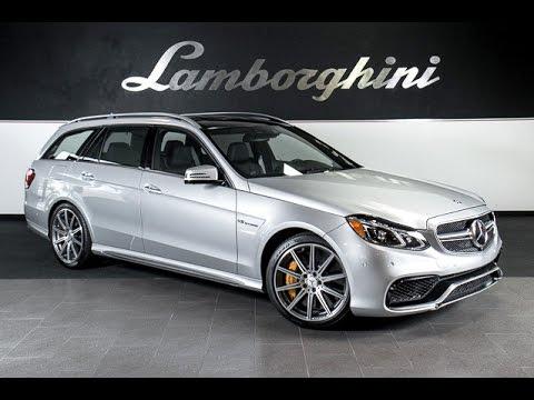 Mercedes C63 Amg 0 60 >> 2014 Mercedes Benz E63 AMG Iridium Silver L0692 - YouTube