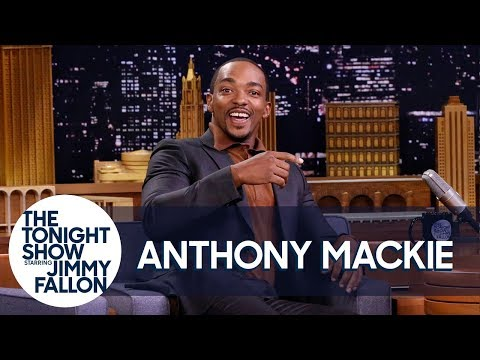 Anthony Mackie\'s First Time Smoking Weed Got Him Chased by a Moose