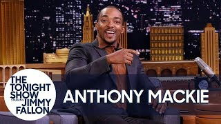 Download Anthony Mackie's First Time Smoking Weed Got Him Chased by a Moose Mp3 and Videos