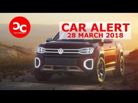 Volkswagen eyes the pickup truck segment with the Atlas Tanoak concept