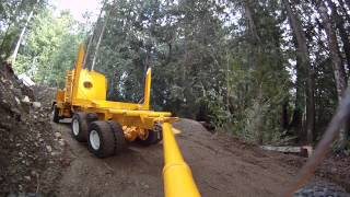 Kenworth RC Log Truck, trailer view