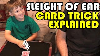 Simple Card Trick Explained