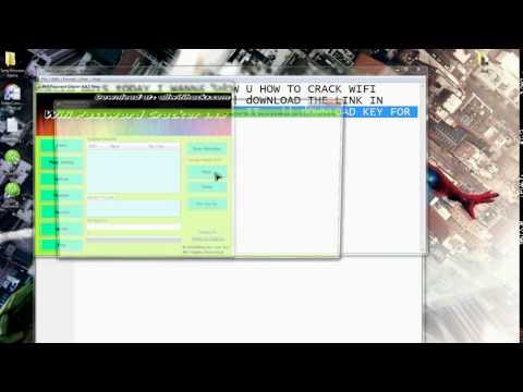 WIFI PASSWORD CRACKER 4.5 FREE DOWNLOAD