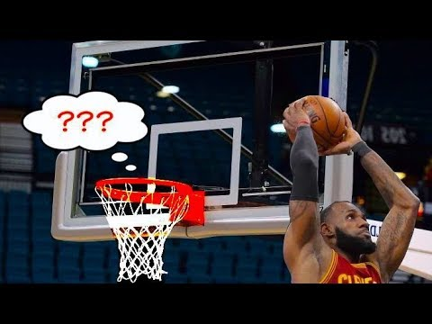 "NBA ""Where Is The Rim?"" Moments"