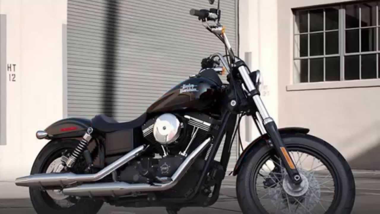 Harley Davidson Harley Davidson Dyna Street Bob Dark: 2015 Harley Davidson Dyna Street Bob Black Charlotte NC
