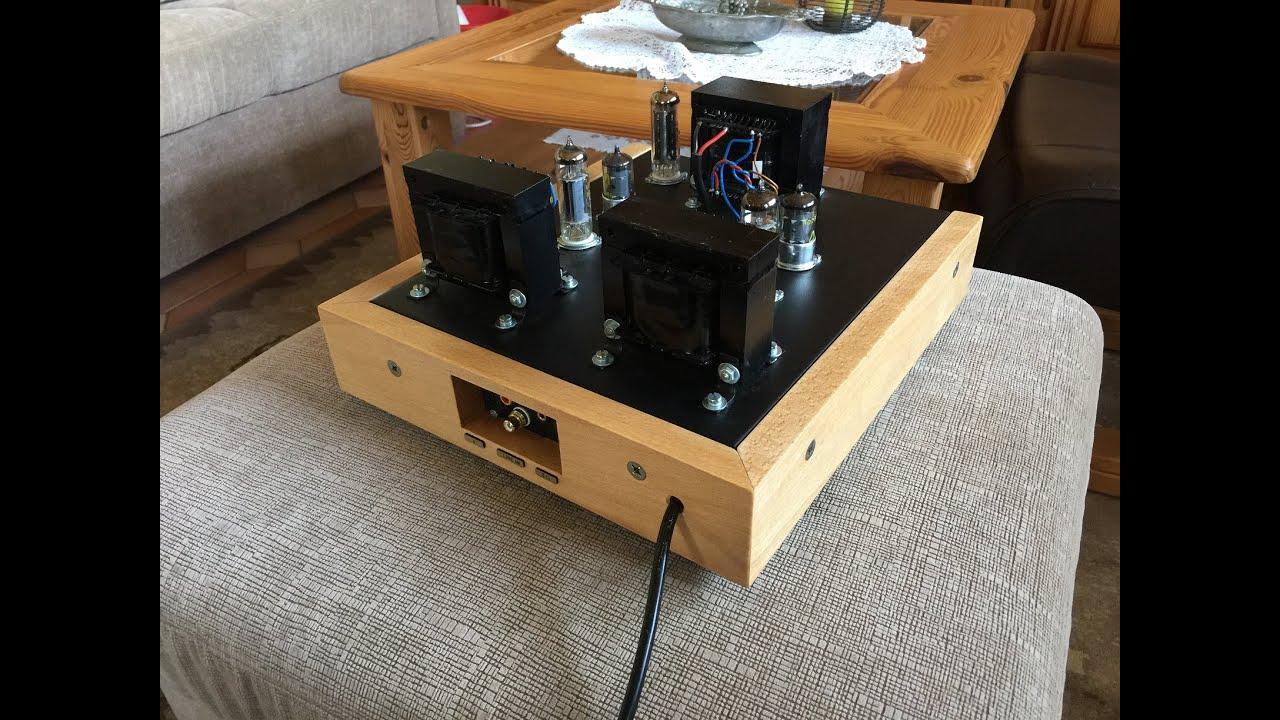 r hrenverst rker eigenbau el83 youtube. Black Bedroom Furniture Sets. Home Design Ideas