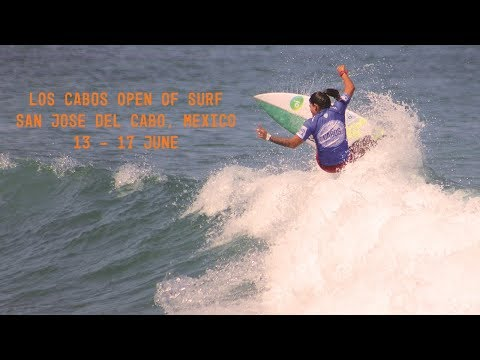 Los Cabos Open of Surf - Day 5