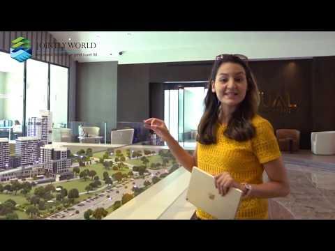 عقارات اسطنبول شقق للبيع في افضل المجمعات Tual Bahçekent