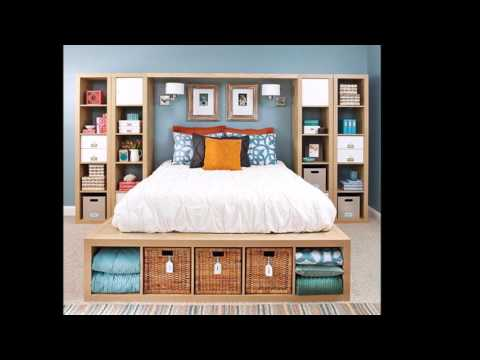 Awesome DIY Bedroom Storage Decoration Ideas
