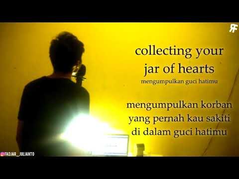 Christina Perri - Jar of Heart (lirik terjemah) bahasa indonesia