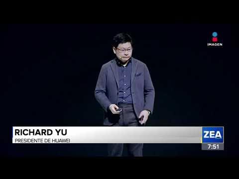 Huawei Lanza Su Primer Smartphone Sin Aplicaciones De Google | Noticias Con Francisco Zea